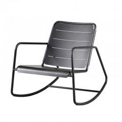 Outdoor Rocking chair in aluminium - Copenhagen