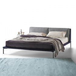 Mise padded, double bed