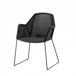 Garden chair in rattan - Breeze