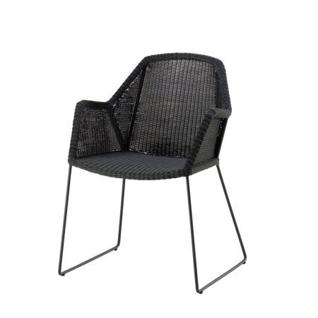Garden chair in rattan - Breeze