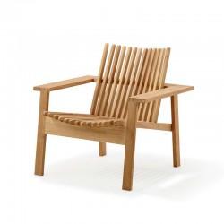 Sedia impilabile in legno...