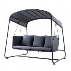 Outdoor swing sofa in...