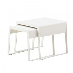 Outdoor Coffee Table in aluminium - Chill out