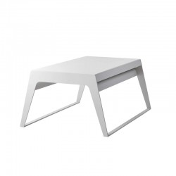 Outdoor coffee table one side openable - Chill out