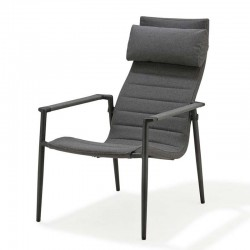 Stackable armchair with...
