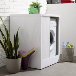 Outdoor cabinet for washing machine - Lavacril