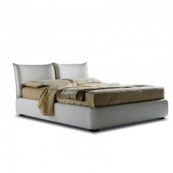 Padded bed with or without storage - Chic
