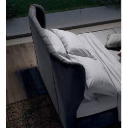 Padded bed with or without storage - Gem