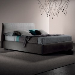 Padded bed with or without storage - Jc