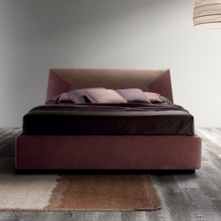 Padded bed with or without storage - JS