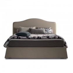 Padded bed with or without storage - Lovely