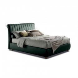 Novel Style padded bed with or without storage