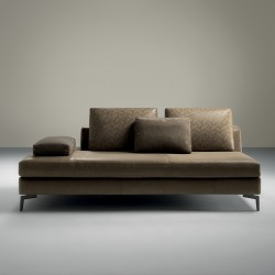 Sugar 02 padded modular sofa