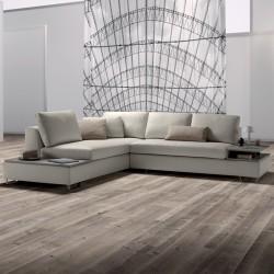 Padded modular sofa - Free 02