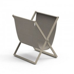 Outdoor magazine rack in...