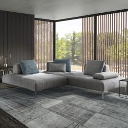 Jest Fancy C5 padded modular sofa