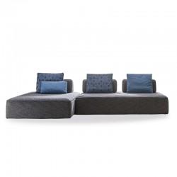 Jest Droll divano componibile imbottito
