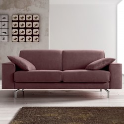Spirit padded modular sofa