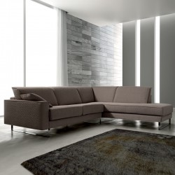 Padded modular sofa - Spirit C01