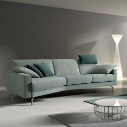 Padded modular sofa - Spirit C04
