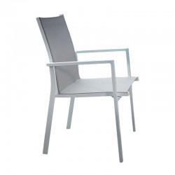 Outdoor stackable armchair...