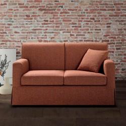 Dress little padded sofa