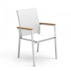Outdoor stackable chair...