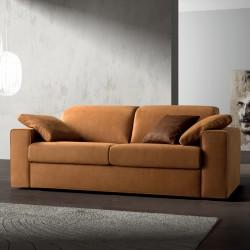 One divano con poggiatesta regolabile