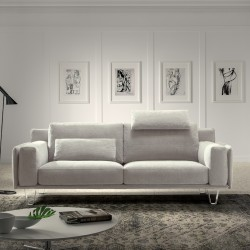 Padded sofa - Living Chic