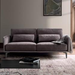 Living Minimal padded sofa
