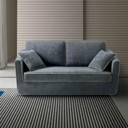 Padded sofa - Spring