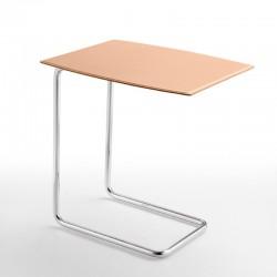 Tavolino in cuoio - Apelle TC