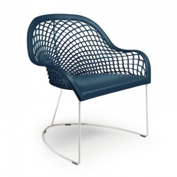 Hide lounge chair - Guapa At
