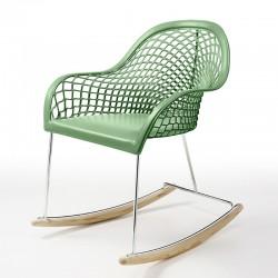 Hide rocking chair - Guapa Dnb