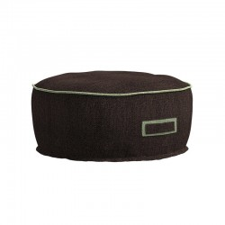 Outdoor padded Pouf Ø95 - Soft