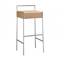 Upholstered stool H66/h76 -...