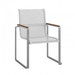 Outdoor stackable chair in...