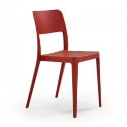 Sedia impilabile per interni/esterni - Nenè