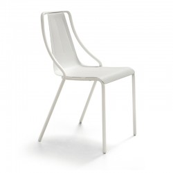 Sedia impilabile per interni/esterni - Ola