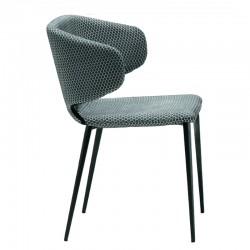 Padded armchair - Wrap