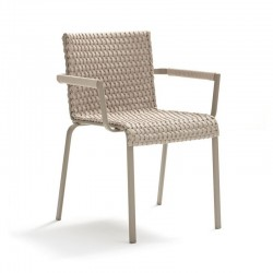 Key west stackable armchair...
