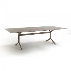 Key west tavolo in acciaio...