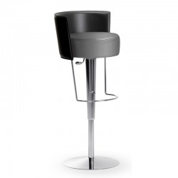 Stool with swivel base - Bongo