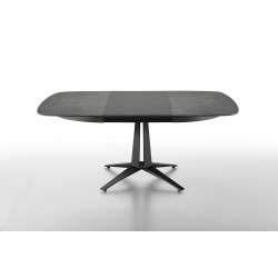 Oval or round extensible table - Link