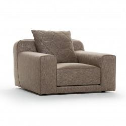 Gary armchair in fabric