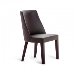 Ingrid quilted chair with...