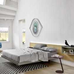 Composizione letto in legno - Ecletto