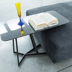 Phil metal small table with...