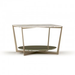 Tavolino quadrato in...