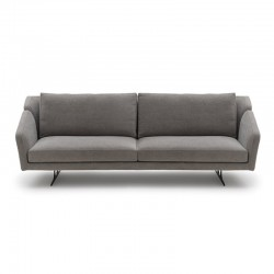 Nikita sofa in fabric or...